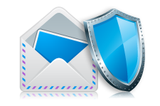 Antispam and antivirus protection plus email policy management